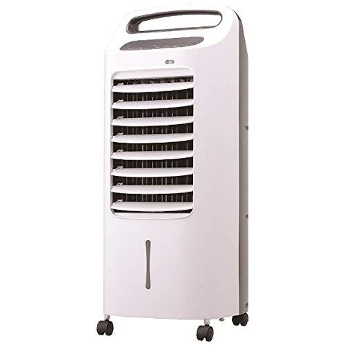 シロカ 加湿つき温冷風扇 なごみ AHC-127[イオンモード 切タイマー オールシーズン対応 保冷剤2個付き]