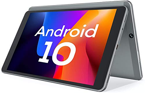 Android 10.0 Tablet, Vastking Kingpad SA10 Octa-Core Processor, 3GB RAM, 32GB Storage, 10-inch, 1920x1200 IPS, 5G Wi-Fi, GPS, 13MP Camera, Bluetooth, Blue Light Filter Screen, Silver Grey