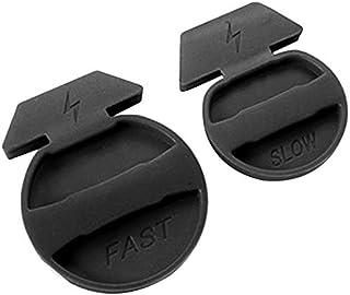Nrpfell Ganchos de clip para pernos delanteros para bolsa de maletero o bolsa de carga para Tesla modelo 3 negro