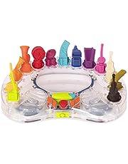 B. Toys BX1120KC1Z B. Orkiestra symfoniczna 13 instrumentów dla klasycznych niemowląt i małych dzieci - interaktywne zabawki muzyczne dla dzieci ze światłami i 15 piosenkami, nylon/A