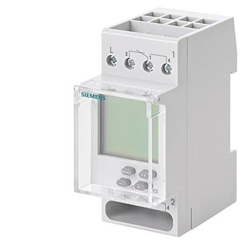 Siemens SENTRON Profi 2.02Kanal Zeitschaltuhr digital 230V AC 16A