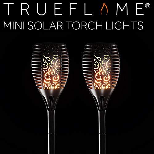 TrueFlame Solarleuchten, TrueFlame Mini Torch (2 Pack)