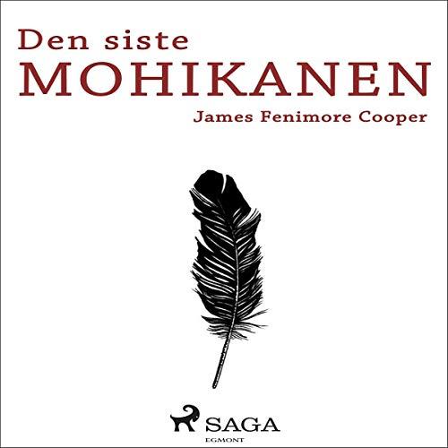 Page de couverture de Den siste mohikanen