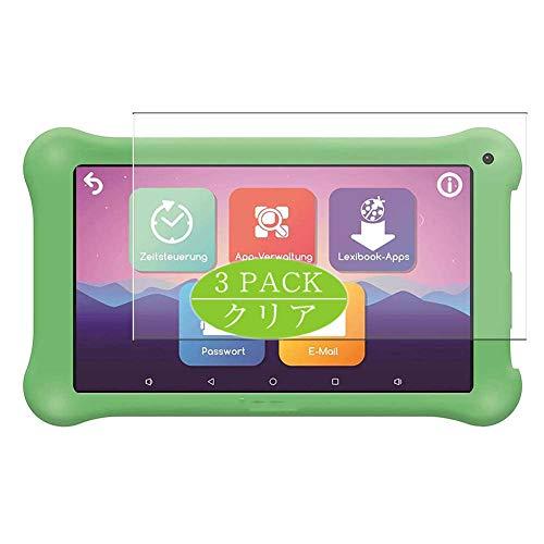 Vaxson Protector de pantalla compatible con Lexibook MFC514DE Deluxe Kinder KIDS Tablet 10 pulgadas, protector de pantalla de TPU [no protectores de vidrio templado]