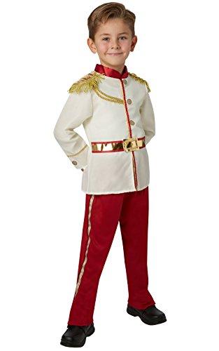 Rubie's Costume ufficiale Disney da Principe Azzurro, taglia L