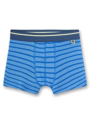 Sanetta Jungen Shorts, Blau (blau 50134), (Herstellergröße:128)