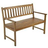 Bentley Garden Seater Acacia Wooden