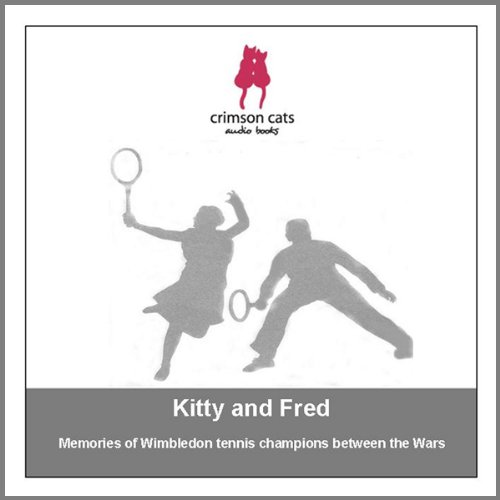 Sporting Legends - Kitty and Fred audiobook cover art