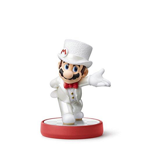 Super Mario Odyssey Mario Amiibo - 2