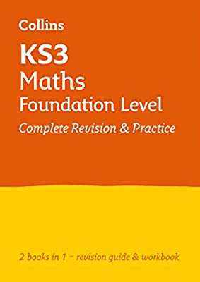 KS3 Maths (Standard) All-in-One Revision and Practice (Collins KS3 Revision) from Collins