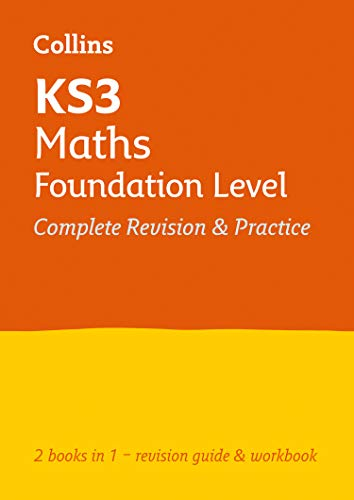 KS3 Maths (Standard) All-in-One Revision and Practice: Years 7, 8 and 9 Home Learning and School Resources from the Publisher of Revision Practice ... (Collins New Key Stage 3 Revision)