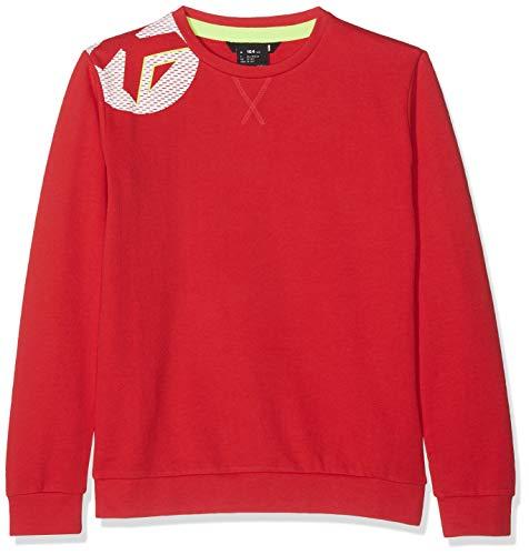 Kempa Kinder Core 2.0 Training Top Sweatshirt, rot, 152