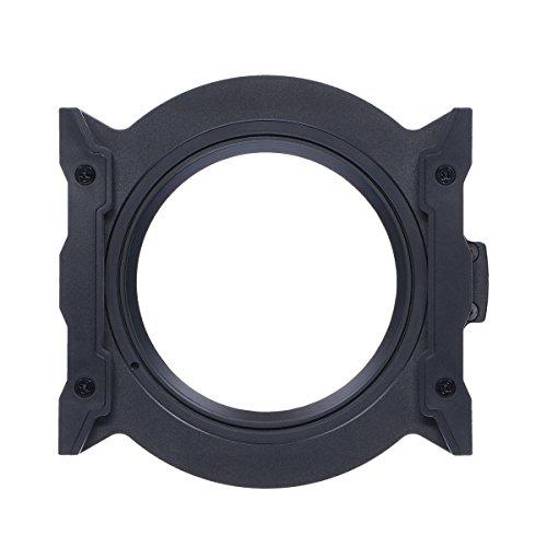 Rollei Mark II Filterhalter Steckfiltersystem I Filter-Halter für 100mm Rechteckfilter, Einschubfilter, Steckfilter I inkl. Objektivadapter 52 – 82mm