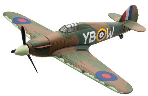 Corgi Toys 1:72 Schaal Vlucht Hawker Hurricane Mkii Wwii Militaire Die Cast Vliegtuigen