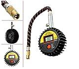 Breewell Universal Digital Tyre Air Pressure Gauge | 300 PSI | Air Pressure