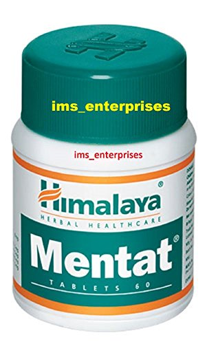 Himalaya Mentat (60 Tab) - 1 Bottle