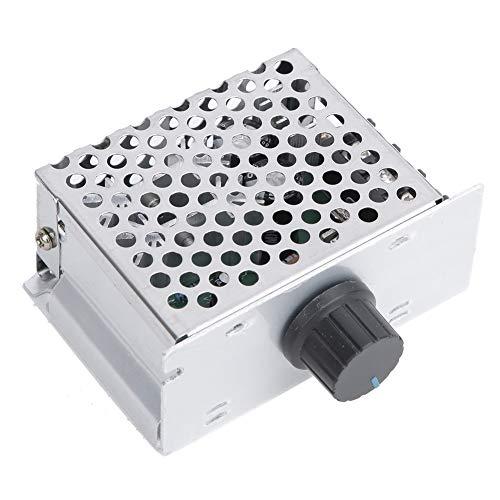 Regulador de motor, controlador de motor Amplia aplicación Ligero y conveniente para plancha eléctrica para motores pequeños