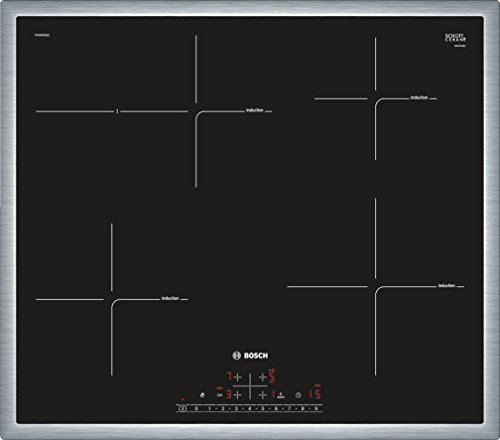 Bosch PIF645FB1E Serie 6 Induktions-Kochfelder, Elektro / Einbau / 58,3 cm / Glaskeramik