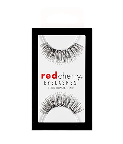 Red Cherry - Falsche Wimpern Nr. 107 - Echthaar