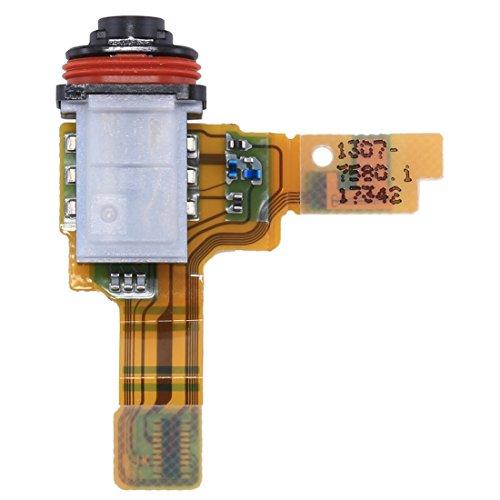 Dmtrab La Pieza de reparación for Auriculares Jack Flex Cable for Sony Xperia XZ1 Compacto/Mini XZ1