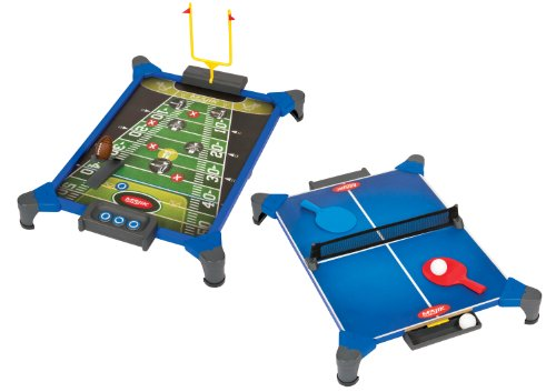 Learn More About EastPoint Sports 2-in-1 Flipperz Table Game