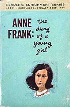 Paperback Anne Frank: The Diary of a Young Girl Reader's Enrichment Series Book