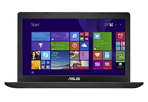 Asus X551MAV-EB01-B(S) 15.6-Inch Notebook (Intel Dual-Core Celeron N2830 2.16 GHz Processor, 4GB RAM, 500GB HDD, Windows 8.1), Black
