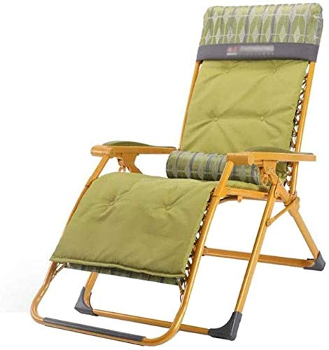 Sun Lounger Textilene Widening Folding Chair Reclining Chairs Deck Chairs Zero Gravity Relaxer Garden with Headrest with Cup Holder xiuyun (Color : #2)