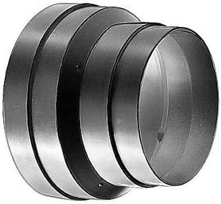 Anschlussrohr Reduktion Reduktionsst/ück 100 mm auf 110 mm