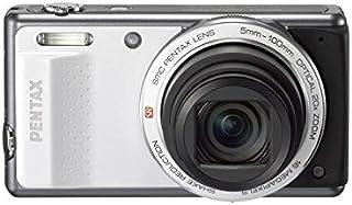 Pentax Optio VS20 Digitalkamera (16 Megapixel, 20 fach opt. Zoom, 7,5 cm (3 Zoll) Display, bildstabilisiert) weiß