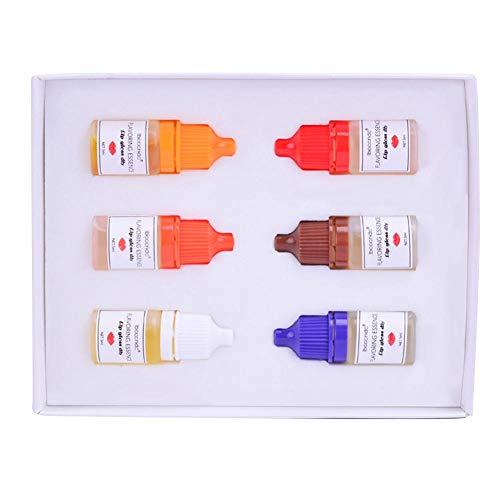 cuffslee Lippenstift Essenz Handgemachte Feuchtigkeitsfunktion Kompakte sichere Lipgloss Creme...