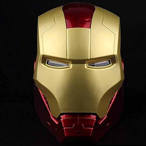 Iron Man Helm, können die Augen leuchten, Möbel Ornamente, Anime Modell Spielzeug...