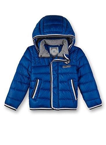 Sanetta Jungen Outdoorjacket Jacke, Blau (Azure 5808), 140