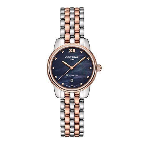 Certina DS-8 C033.051.22.128.00 - Reloj de pulsera para mujer (27,5 mm)