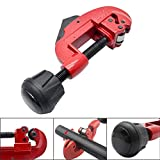 MASO 3-30mm Mini Tube Cutter Adjustable Copper Pipe Tubing Cutter Aluminum PVC Tubing Cutting Tool