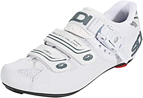 Women's Genius 7 Shadow Road Cycling Shoes (41.0, White)