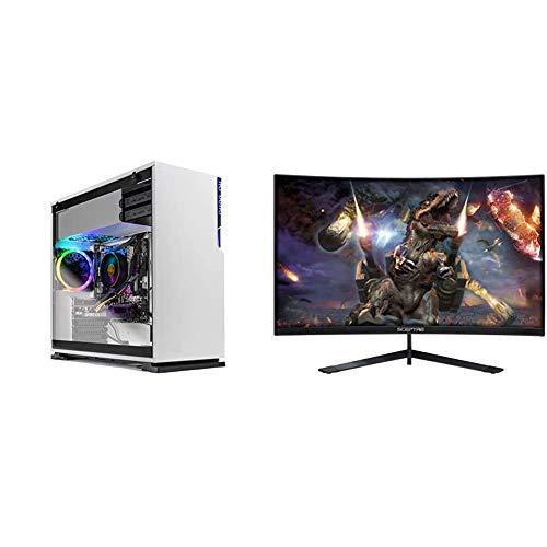 Comparison of SkyTech Shiva vs Dell Inspiron (Dell tower)