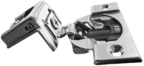 Pro, Compact Blumotion 39C (Nieuwe Bmn) scharnier & plaat, voor 1-3/8 Overlay, Wraparound, Screw-On door handyct