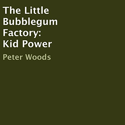 The Little Bubblegum Factory: Kid Power cover art