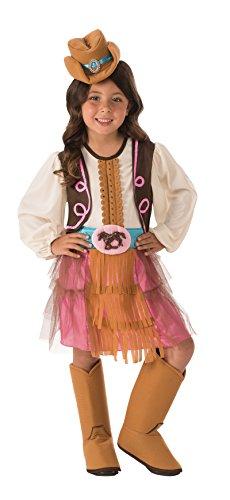Rubie's Costume Kids Cowgirl Value Costume, X-Small