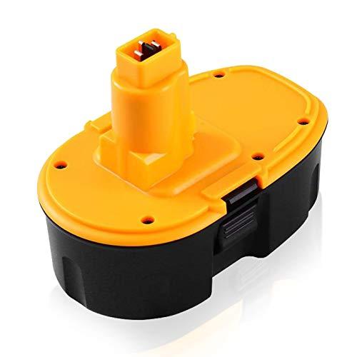 Hochstern Reemplazo para DeWalt 18V 3.0Ah NI-MH Taladro Batería DE9503 DC9096 DE9039 DE9095 DE9096 DW9095 DW9096 DW9098