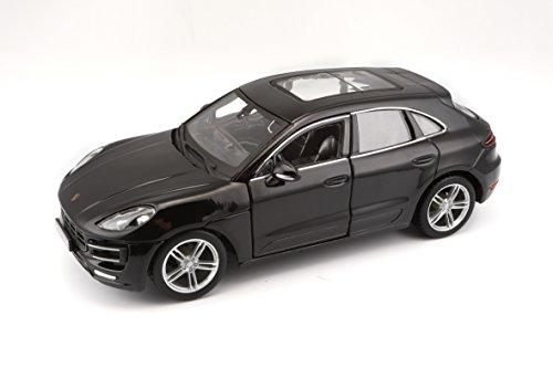 Bauer Spielwaren 18-21077 Modellauto, schwarz