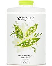 Yardley Londres Lirio de los Valles perfumado Talco