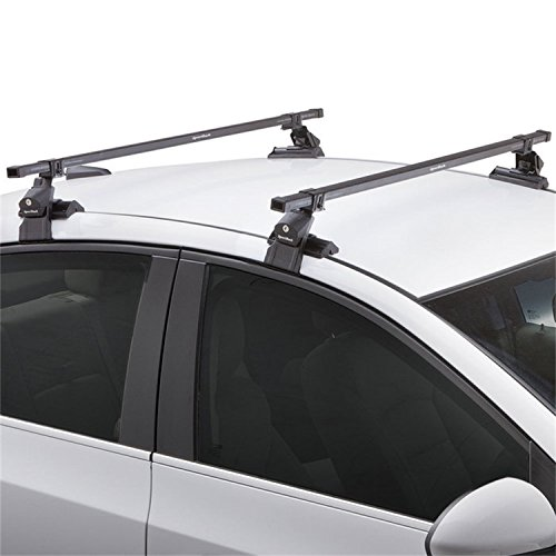 SportRack SR1002 Complete Roof Rack System, Black