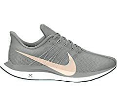 Nike W Zoom Pegasus 35 Turbo, Zapatillas de Running para Mujer, Multicolor (Mica Green/Light Silver/Crimson Tint 300), 38.5 EU: Amazon.es: Zapatos y complementos