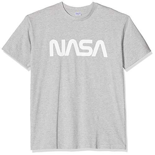 Mister Tee NASA Heavy Oversized Camiseta para Hombre