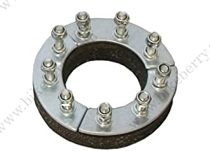 Flying Horse 2-Stroke/4-Stroke Motorized Bicycle Sprocket Clamp Assembly Replacement – Gas Bike Sprocket Mounting Kit