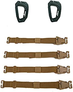 Tactical Rush Tier System,Tactical MOLLE Straps,MOLLE Backpack Accessory Strap