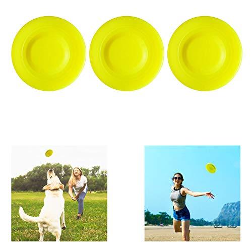 C+D Pfalz Mini-Frisbee in Premium-Qualität | Outdoor Spielzeug | Mega Spaß | Bis zu 60 Meter Wurfweite | Top-Speed | Hundespielzeug | Mini Disc