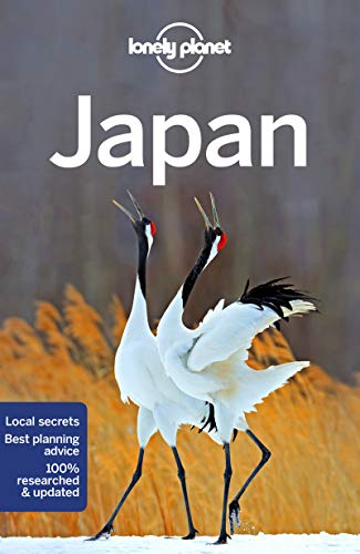 Lonely Planet Japan 16th Ed.: 16th Edition
